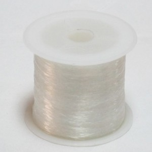 Hilo Nylon 0,25mm. Transparente. Rollo 150mts.