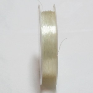 Hilo Elastico  0,5mm. Carrete 10mts.